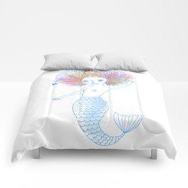 Coral the Mermaid Comforters