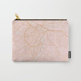 Sheffield map, England Carry-All Pouch