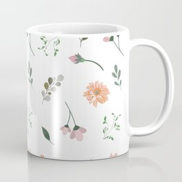 Flowers Beautiful Flower Flowerbed Gift Pink Coffee Mug