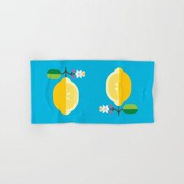 Fruit: Lemon Hand & Bath Towel