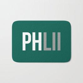 PHLII Philadelphia Bath Mat