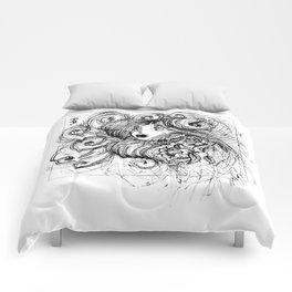 flowerhair Comforters