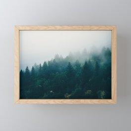 Gone Exploring Framed Mini Art Print