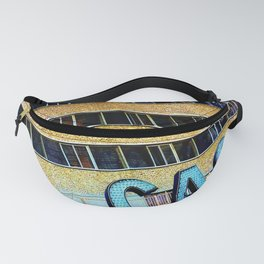 Pieces of Vegas Fanny Pack
