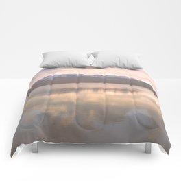 Copper Sunset - Lake Dillon, Colorado Comforters