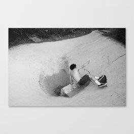 Palisades Bowl 2 Canvas Print