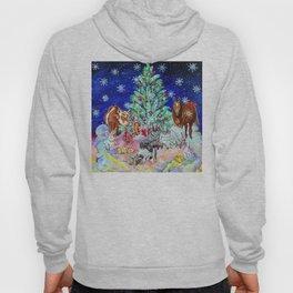 Compassionate Christmas Hoody