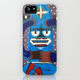 Patch iPhone Case