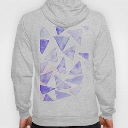 Purple Geometrics Hoody