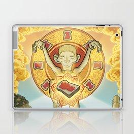 L'equilibrio divino Laptop & iPad Skin