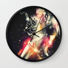 Lure Wall Clock