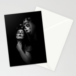 Sisters of Shadow Stationery Cards