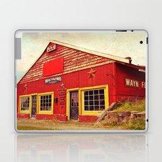 Wayne Feeds Laptop & iPad Skin