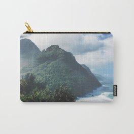 Na Pali Coast Kauai Hawaii Carry-All Pouch