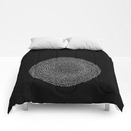 Dark Matters Comforters