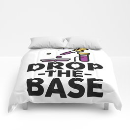 Drop The Base Comforters