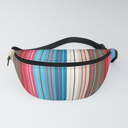 Cowboy Stripes Fanny Pack