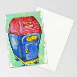 Toontown Post Stationery Cards