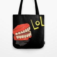 lol Tote Bag
