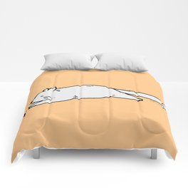 The Curious Cat Comforters