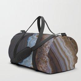 Mocha Agate Duffle Bag