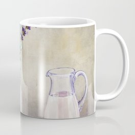 Country Lavender and Eucalyptus Coffee Mug