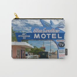 Vintage Americana Carry-All Pouch
