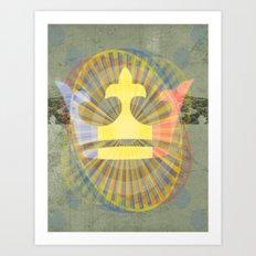 Cha Gheill Art Print