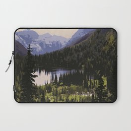 Waterton Lakes National Park Laptop Sleeve