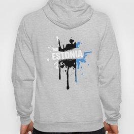 Nice Estonia T Shirt Men Hoody