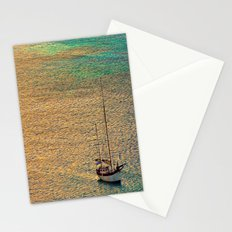 Sailing From the Sunset Stationery Cards