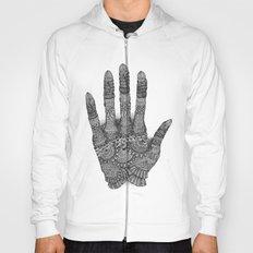the Creating Hand Hoody