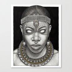 Atete Canvas Print