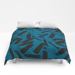 3D Pattern  X 0.2 Comforters