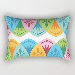 Tipica Costarricense Rectangular Pillow