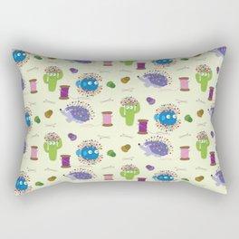 Sew Happy Rectangular Pillow