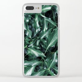 Ivy 01 Clear iPhone Case