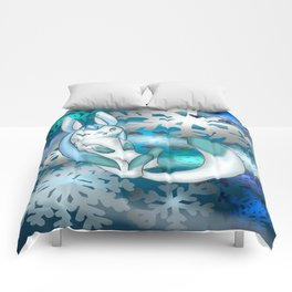 Winter Glaceon Comforters