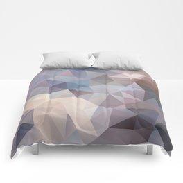 Polygon pattern 9 Comforters