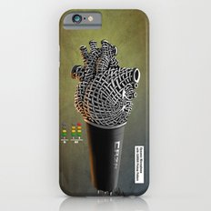CRZN Dynamic Microphone - 003 iPhone 6s Slim Case