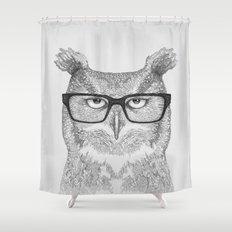 Earnest Shower Curtain