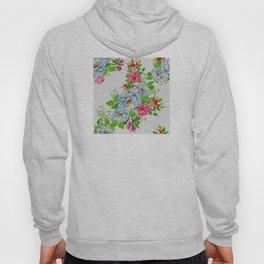 Vintage Floral Pattern No. 7 Hoody