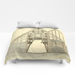 Antiquarian Greenhouse Comforters