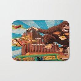 Milwaukee vs. the Super Ape Bath Mat