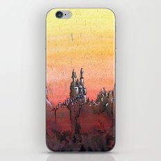 Mountain Stronghold iPhone & iPod Skin