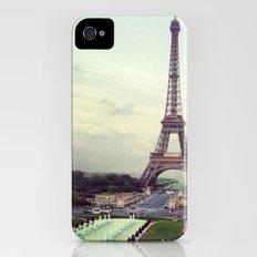 Summer in Paris Slim Case iPhone (4, 4s)