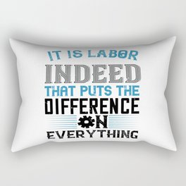 Trust in Science Laboratory of Science Rectangular Pillow