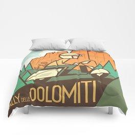 Dolomiti Rally Comforters