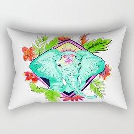 Triumphant Journey  Rectangular Pillow