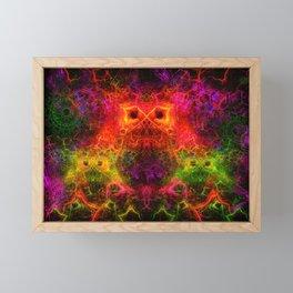 Starburst Family Framed Mini Art Print
